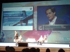 Mi participación en COMTUR 2013 en Zaragoza Congreso para la cCompetitividad turística