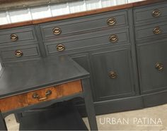 At Urban Patina, we pour ourselves into transforming people's castoffs and family relics into stylish décor for today's lifestyle. By adding a touch of love, we turn shabby into unique, using reclaimed and repurposed materials to design and handcraft beautiful, one-of-a-kind furnishings and accessories for your home.