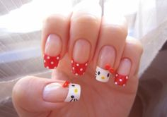 Madison is going is so going to do this one! She loves her some hello kitty. :)