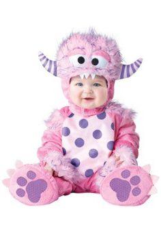 Infant/Toddler Lil Pink Monster Costume $54.99