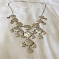 Silver Stitch Fix Statement Necklace 23% Off #5125351 - Jewelry ...