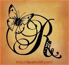 """R"" Fonts for tattoos - Google Search"