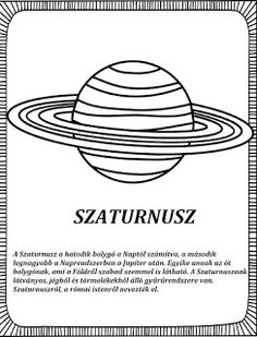 Sistema Solar, Earth Day, Elementary Art, Solar System, Coloring Pages, Hold, Photo And Video, Education, Stars
