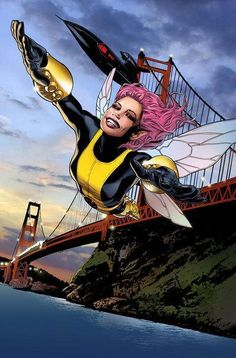 pixie from the xmen