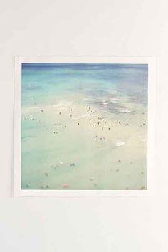 20x20 Max Wanger Waikiki #5 Art Print - Urban Outfitters