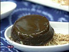 Mais Você na TV    Chef Especial  Mais Você na TV    Receita enviada em 16/07/2012  Quindim de Chocolate