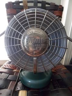 Vintage Kenmore Portable Heater Model #124.7211 by BagBozumu on Etsy
