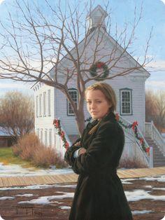 A Winter's Chill  Robert Duncan Art