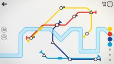Mini Metro v1.0.11  Unlock    Mini Metro v1.0.11  UnlockRequirements: 4.0.3 and upOverview: Mini Metro the sublime subway simulator now on Android devices. BAFTA nominated IGF award winning Over 250000 copies sold on desktop  Mini Metro is a game about designing a subway map for a growing city. Draw lines between stations and start your trains running. Keep your routes efficient by redrawing them as new stations open. Decide where to use your limited resources. How long can you keep the city…