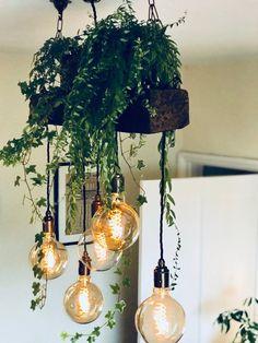 Old wood oak wood beam chandelier ceiling light Chandelier Ceiling Lights, Ceiling Lamp, Hanging Lights, Chandeliers, Pendant Lights, Pendant Lamp, House Plants Decor, Plant Decor, Cafe Interior