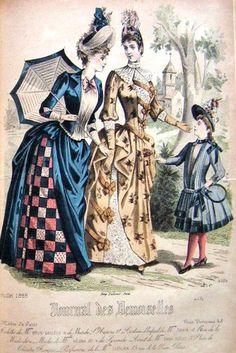 1888 Journal des Desmoiselles