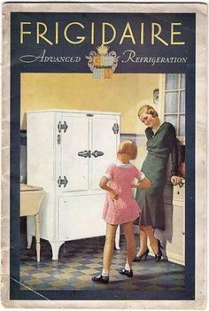 1931 Frigidaire booklet.