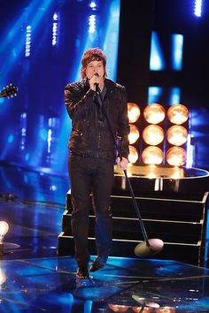Terry McDermott #Top8 #TheVoice