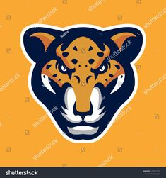 Vector Mascot Cartoon Illustration Leopard Head Stock Vector (Royalty Free) 1730212318 Disney Characters, Fictional Characters, Royalty Free Stock Photos, Cartoon, Sport, Logo, Illustration, Pictures, Image