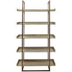 Buy John Lewis Asha Tall Bookcase Online at johnlewis.com