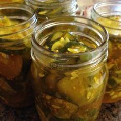 Bread and Butter Pickles II - Allrecipes.com