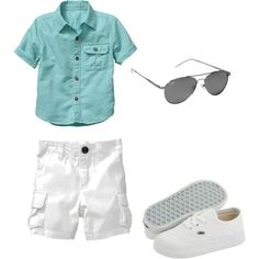 """LOVE LOVE LOVE!!!! made by me ig: @jazminmariie_ """"Baby Boy Fashion!"""" by jazminmarie on Polyvore kids fashion. follow @calikidstyle101 on instagram for more cute outfits"""