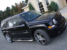 God I love this pat. - Jeep Patriot Forums