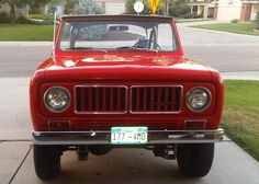 1973 International Harvester : Scout Scout II