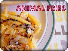 Mandy's Recipe Box: Animal Fries {Totally Tasty Tuesdays}