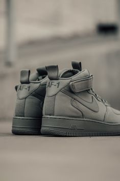 save off 19d55 3253d Nike Air Force 1 Mid 07 Canvas