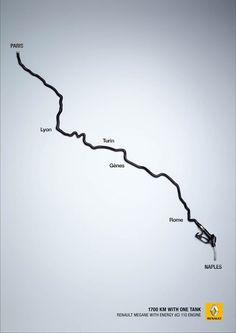 50 publicités créatives de Novembre 2012