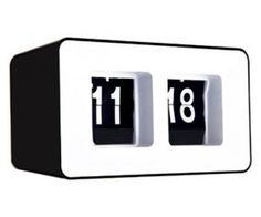 Digital Clock Retro Classic Stylish Clock Auto Flip Modern Desk Wall Home Decor -- Read more at the image link. Modern Clock, Modern Desk, Modern Wall, Retro Home Decor, Cheap Home Decor, Am Pm, Clock Decor, Modern Interior Design, Mall