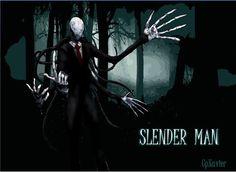 SLENDER MAN by ~cpxavier on deviantART