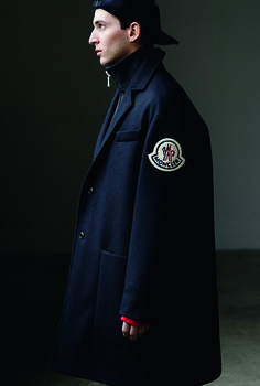The Moncler A Collection in Collaboration with Ami | Vogue Paris