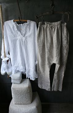 Linen Clothing MegbyDesign