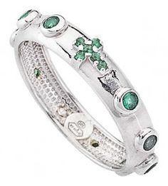 AMEN anello rosario donna MIs.14
