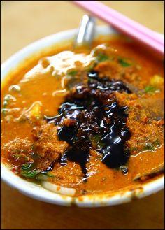 lemak laksa Malaysian Cuisine, Malaysian Recipes, Malaysian Food, Laksa, Health, Ethnic Recipes, Health Care, Salud