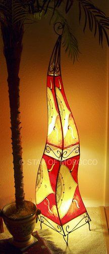 Middle Eastern Lamp