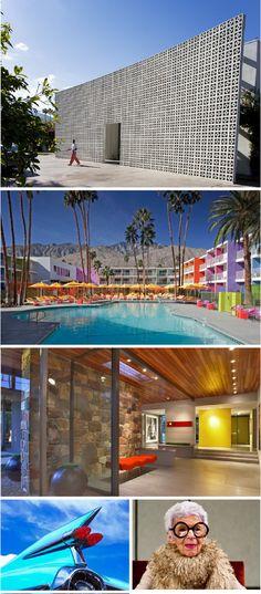 Palm Springs #jetsettercurator