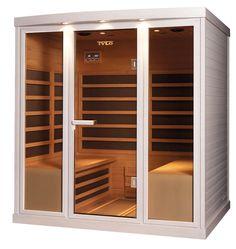 Indoor Sauna Designs Ideas and Pictures | Dream nest | Pinterest ...