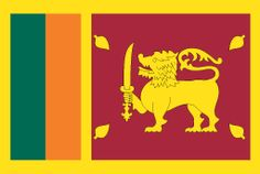 Sri Lanka is a beautiful island by the Indian Ocean.Hopefully this article will share with you an idea about Sri Lanka and the history of Sri Lanka. Bandeira Do Sri Lanka, History Of Sri Lanka, Lotus Azul, Flag Vector, Flags Of The World, Ferrari Logo, Hd Images, Free Pictures, Fresco