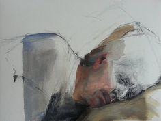 Robert Reclining II Famous Portraits, Classic Portraits, Artist Quotes, Drawing People, Figurative Art, Painters, Amazing Art, Find Art, Street Art