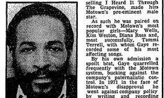 Ain't Nothin' Like the Real Thing, Baby!, From The Guardian's April 3, 1984 obituary page