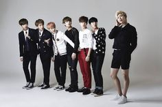 [2015 BTS FESTA] 2nd Anniversary 가족사진 'Real Family Picture'