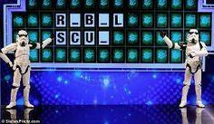 I'd like to buy a vowel...