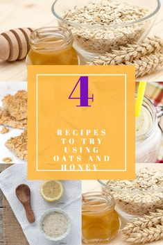 If you're just starting out on your healthy eating journey, it would be more advisable to play around with ingredients you enjoy 😋. Oats and honey are a great source of antioxidants which reduces one's risk to heart disease, among other health issues. A lot of the benefits attributed to honey, can also be found in honey, so it comes as no surprise that the two are often used together to bring about a healthy, and tasty, force of well-being. Recipe Using Honey, Get Healthy, Healthy Eating, Oats And Honey, Move Your Body, Heart Disease, Face Care, Blogging, Easy Meals