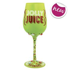 Jolly Juice Wine Glass Top Shelf Glasses #cheers #wineme #jollyjuice