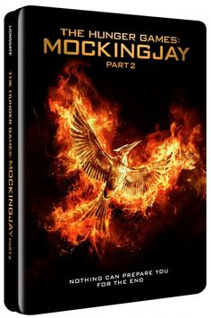 "hgjabberjays: "" NEW on Jabberjays.net "" Mockingjay Part 2 BR/DVD Includes Audio Commentary By Francis Lawrence and Nina Jacobson An audio commentary of Part 2 by Francis and Nina was submitted to the..."