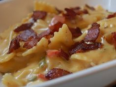 Cassie Craves: Southwestern Bacon Macaroni and Cheese