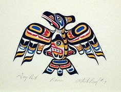 Hunt, Tony Raven AP - Northwest Coast Native Art