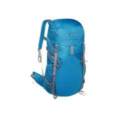 Vaude Brenta 25-Liter Hiking Backpack, Blue