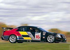 2004 Cadillac CTSV Race Car