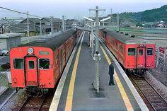 Kano鉄道局 キハ35系
