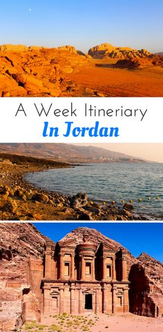 From Petra to Amman everything you'll want to do during a week in Jordan. Where to stay, activities and where to eat. Plus extra tips for a week in Jordan. #TravelAdvice