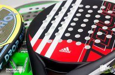 Pala de Padel Adidas Power Tour #adidas #padel